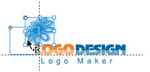 textual logo design
